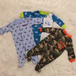 Misc infant sleepers